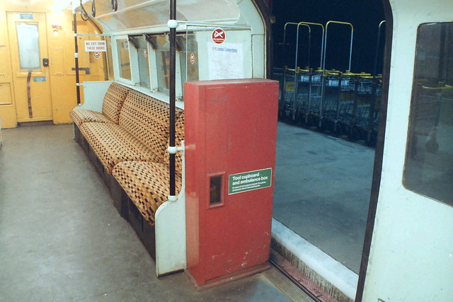 Standard Stock on the Isle of Wight 1988