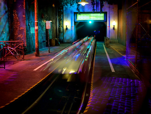 Daily Disney - Two for Tuesday - RnRC is FAST! (Explored) | by Express Monorail