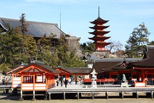 厳島神社 | by yto