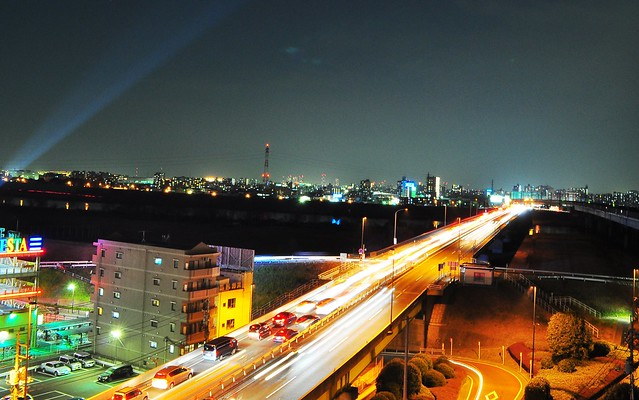 Itabashi bridge