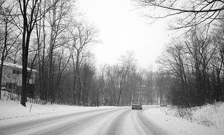 Winter Road   by The Cleveland Kid