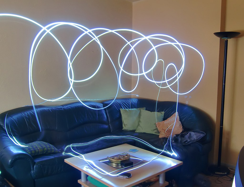 Cool 40 Seconds Exposure With Casio Exilim Ex H10 Modding Flickr Gmtry Best Dining Table And Chair Ideas Images Gmtryco