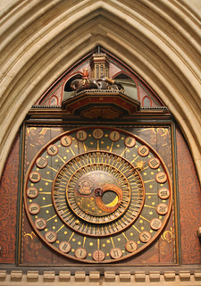 Wells Cathedral clock | by Lawrence OP