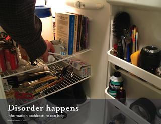 Disorder Happens