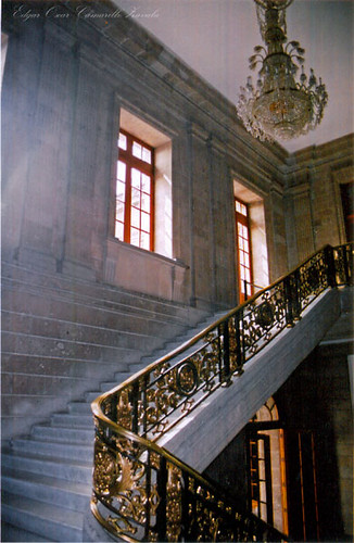 Escaleras del Castillo
