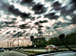 Ray of Light @ Skudai