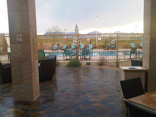 Rainy Arizona