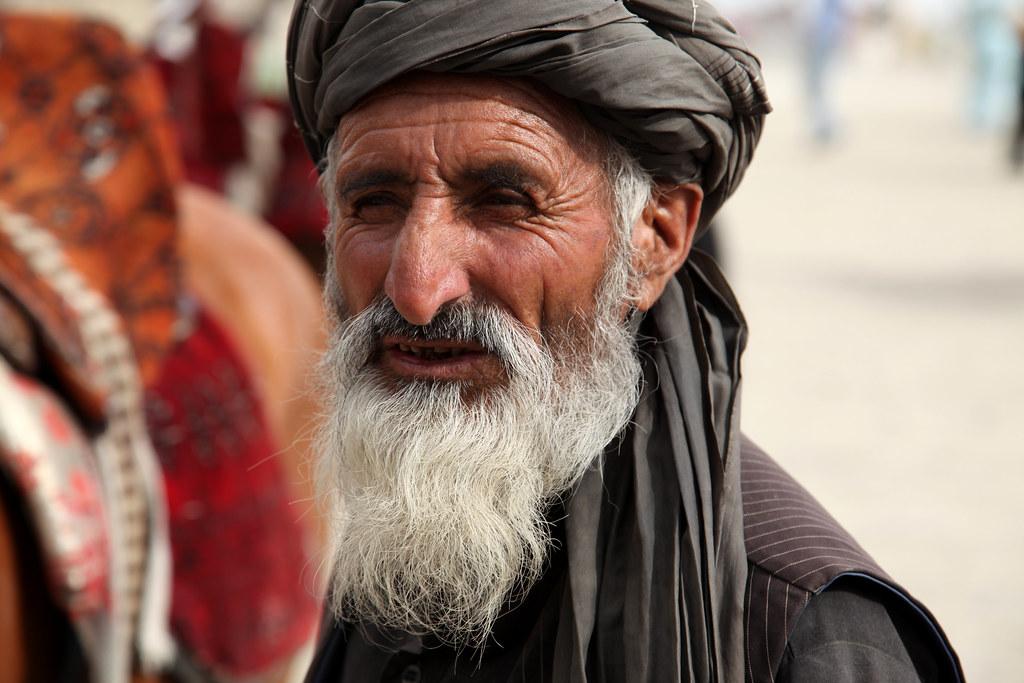 Pashtun man, Kabul