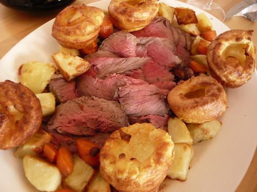 365.121: Sunday roast | by WordRidden