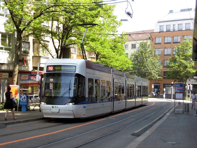 Tram Glatttalbahn Zürich (VBG) Be 5/6 Typ Cobra  3001 - 3088