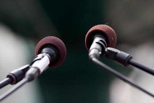 Microphones | by Håkan Dahlström