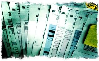 Medical Bills | by urbanbohemian