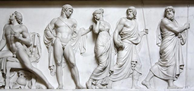 Briseis and Achilles