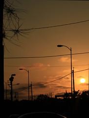 Culver City sunset