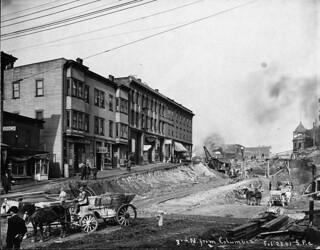 Third Avenue, 1907
