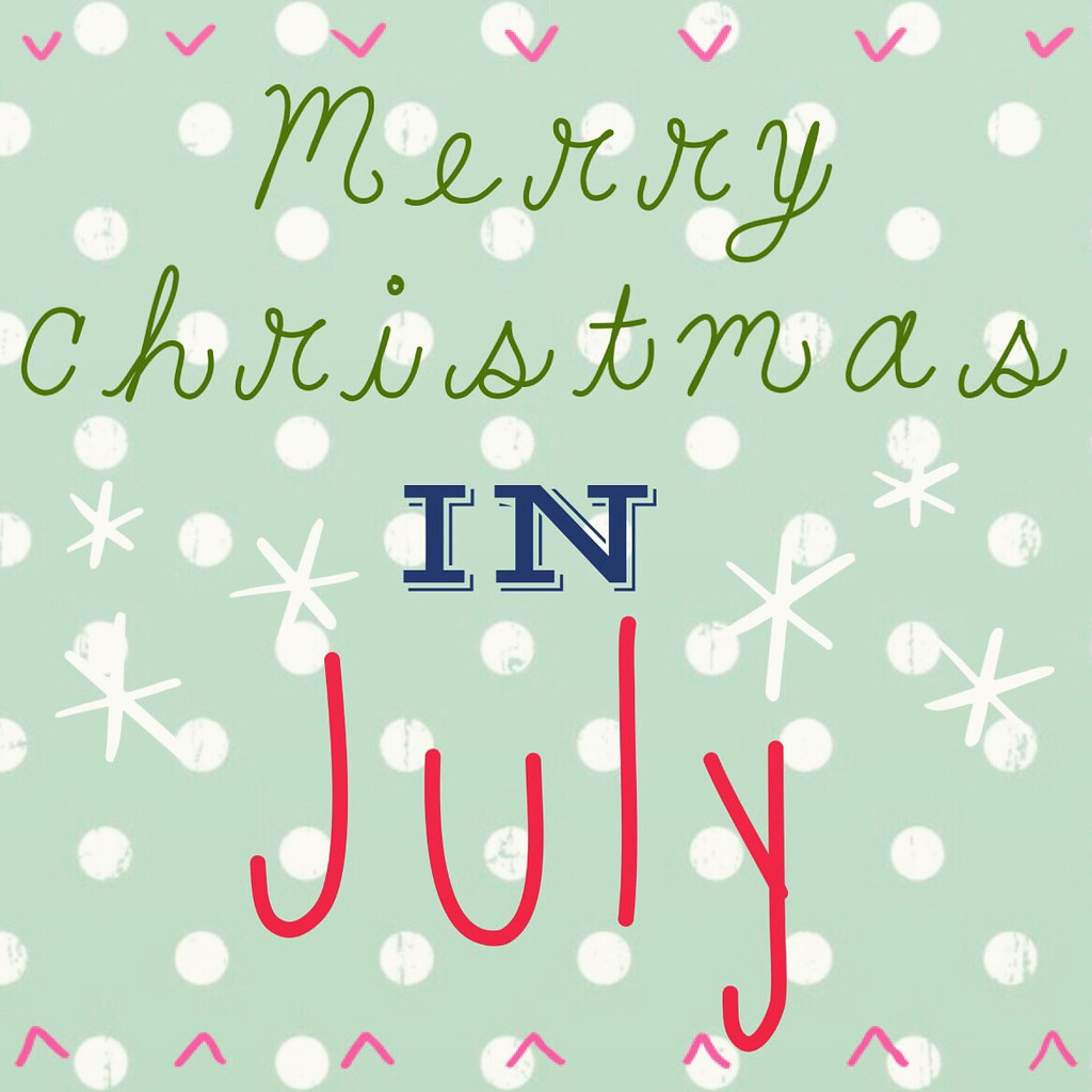 Happy Christmas In July Images.Merry Christmas In July Book Now For 25 Off A Commissi
