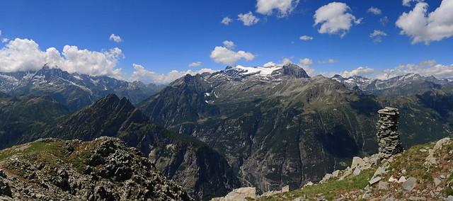 Pizzo Pioltone (Camoscellahorn), Valle Bognanco