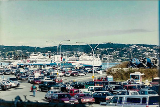 PacifiCat in Departure Bay, 19 March 2000