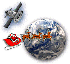 NTS satelite santa | by NTS Public Affairs