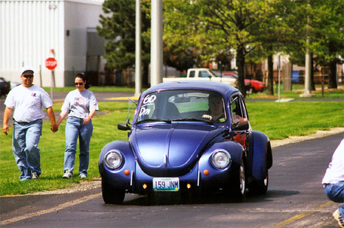 73 Super Beetle Autocrossing | by chrishammond