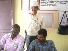 Tamil Nadu and Kerala Mines Safety Association, Kerala Zone. Mines Safety Week Inspection at China Clay Mines. (Thiruvananthapuram തിരുവനന്തപുരം (District))   by hrdngnair