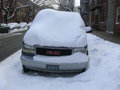 Snowy Jesus   by kschlot1
