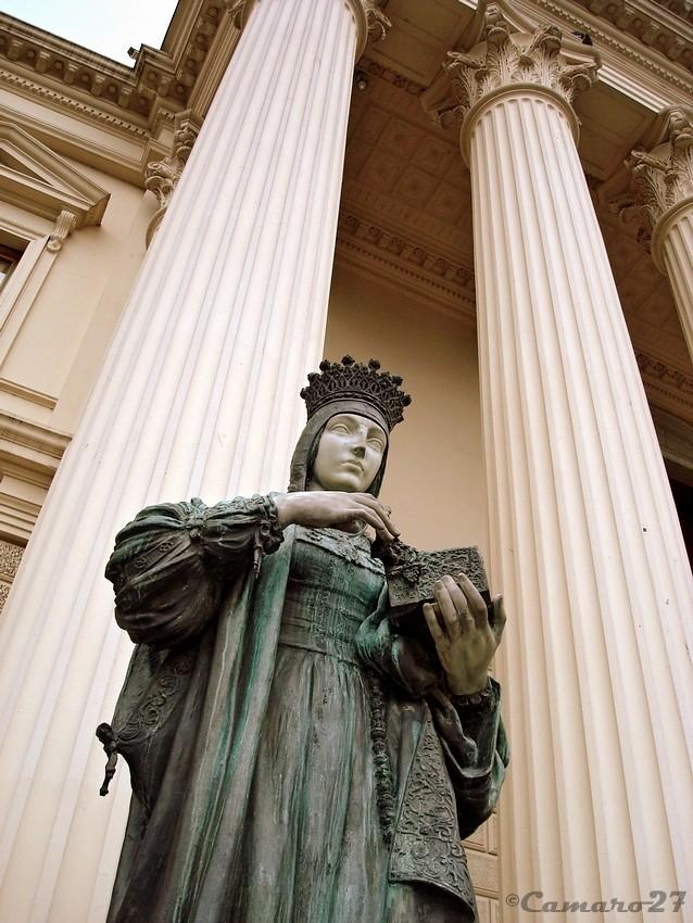 Resultado de imagen de isabel la catoli9ca palacio nacional de san salvador