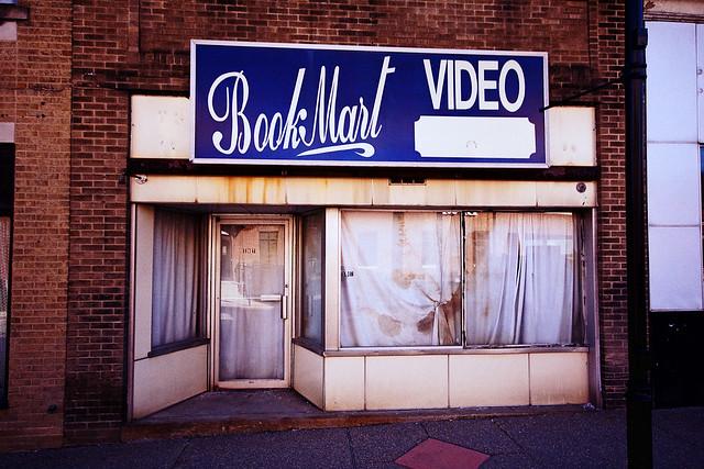 Bookmart Video