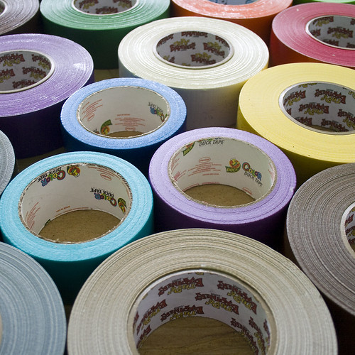 duck tape party supplies 2 - all you can eat | by woodleywonderworks