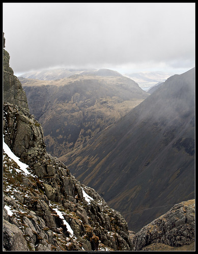View from Scafell Pike Summit | by féileacán