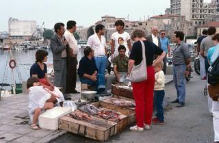 Fishmonger, Iraklion