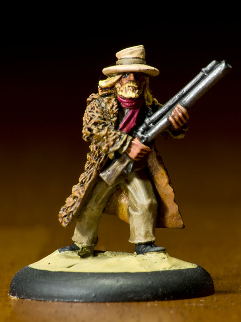 Artizan AWW004 Frontier Characters 28mm