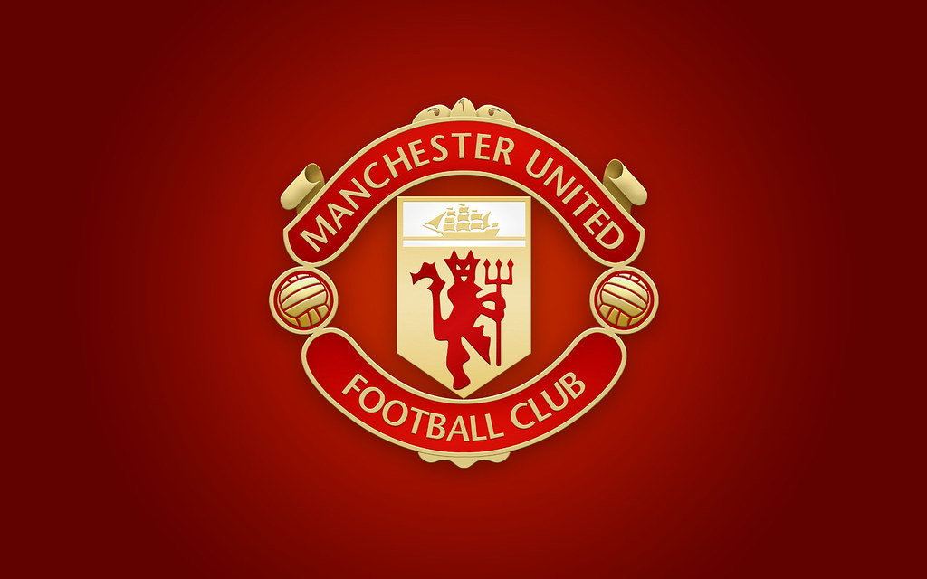 Manchester United Club Crest Redesign Wallpaper 1680x105