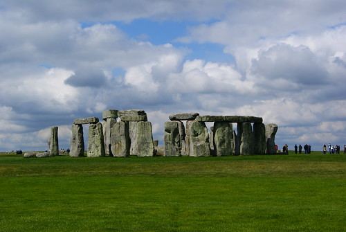 Stonehenge | by Lawrie Cate