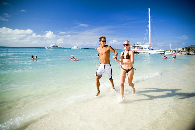 Grand Aruba Romantic Getaway