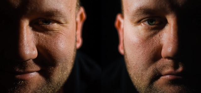 Side Light Portrait