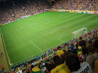 [WC2006] Brazil x Ghana : 1