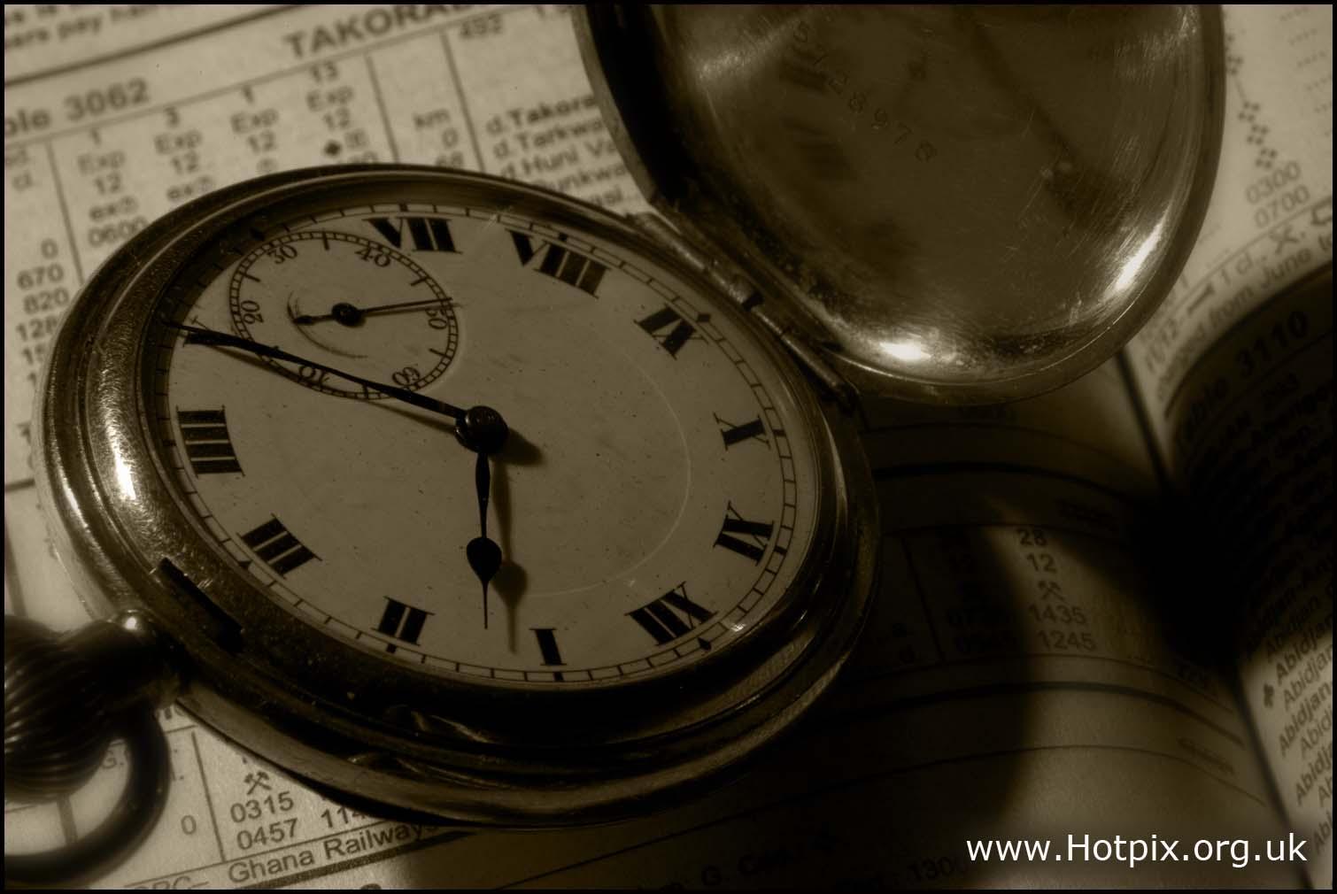 b/w,black,white,pocket,watch,gold,old,roman,numerals,timetable,time,africa,accra,ghana,sepia,toned,mono,monchrome,second,hand,hour,antique,this photo rocks,clocks,horloge,reloj,orologio,Taktgeber,hotpics,hotpic,hotpick,hotpicks,stillife,stilllife,still,life,stuff,history,hotpix!