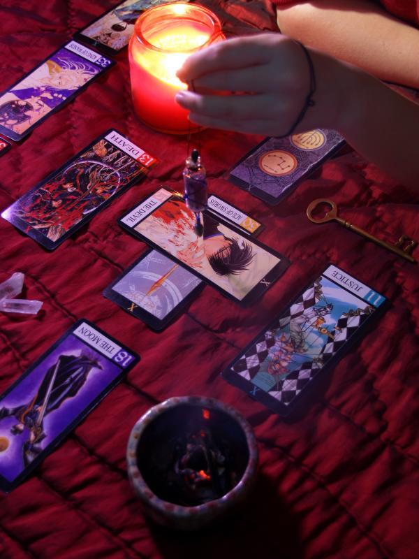 Day 034/365 - Tarot of the Bohemians