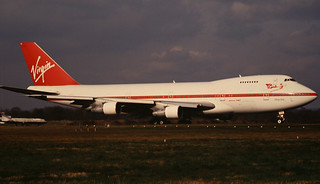 Virgin Boeing 747-200 | by Deanster1983 who's mostly off