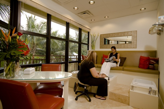 Spa at 'Tween Waters Inn Island Resort, Captiva Island Florida 6