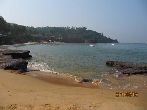 Sinquerim and Fort Aguada | by wallygrom