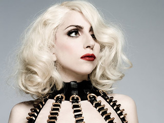 Lady Gaga in Cosmopolitan | by Pop Coulture