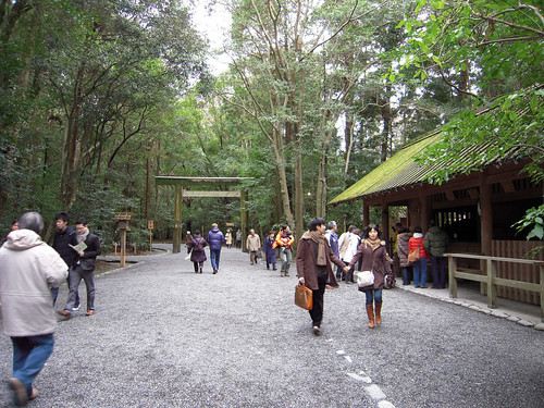 伊勢神宮外宮 - Geku of Ise Grand Shrine // 2010.02.10 - 9 | by Tamago Moffle