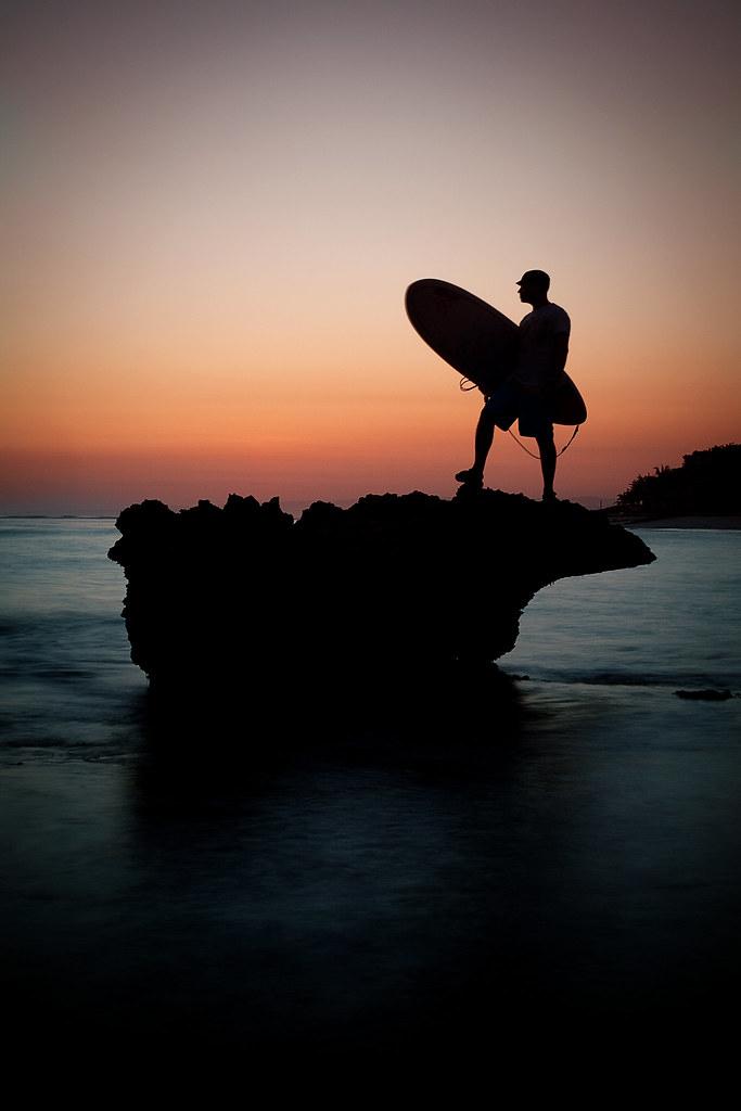 Surfin by Dan. D.