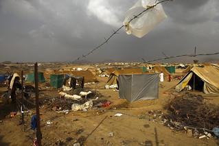 Mazrak Camp, north-west Yemen7   by IRIN Photos
