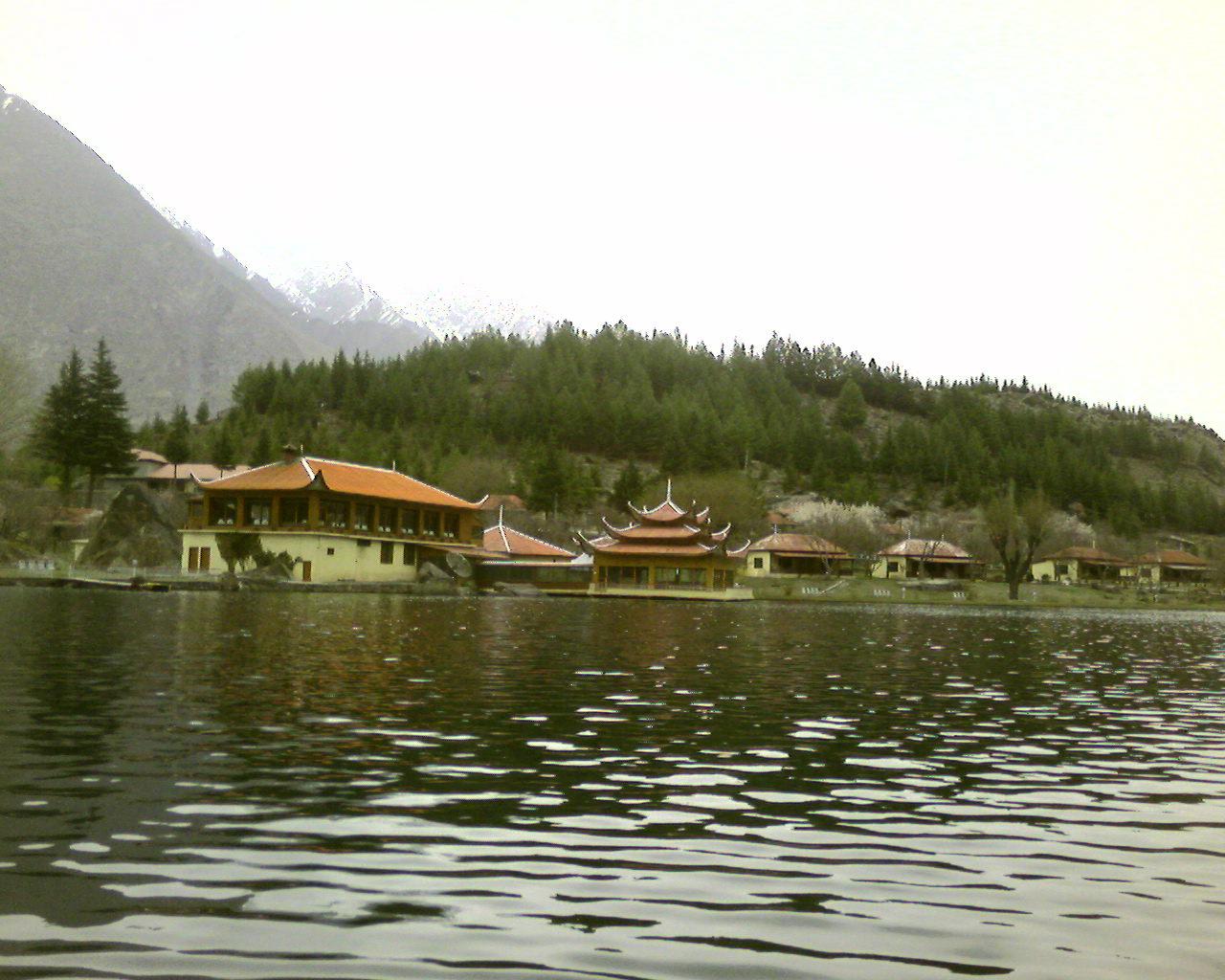 Shangrila Resort in Summers