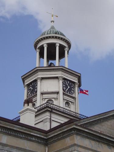 mississippi warrencounty vicksburg roadsideamerica courthouseextras ms northamerica unitedstates us cityclocks