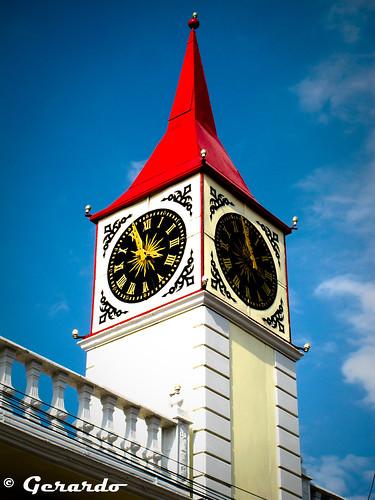 Reloj Centenario