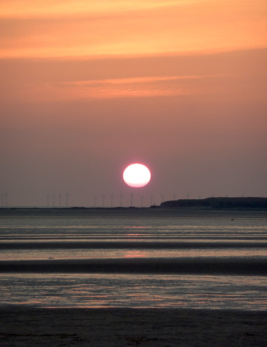 West Kirby Sunset 4 (15/04/2010)